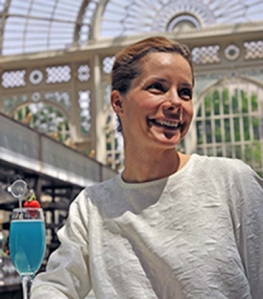 Darcey Bussell at the Royal Opera House, (c) Carole Edrich